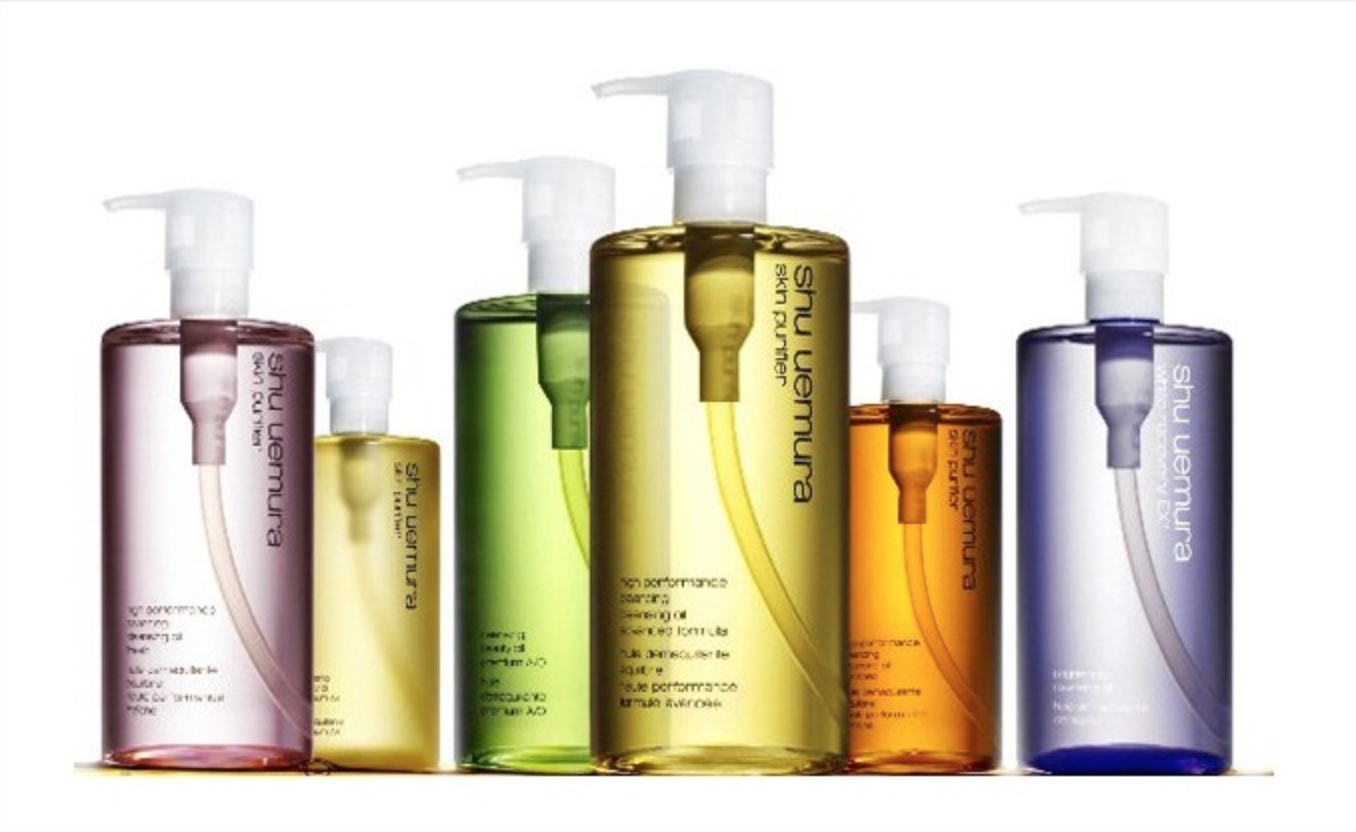 Best Cleansing Oils for the Face