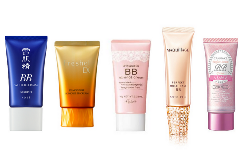 5 Of The Best Japanese Drugstore Bb Creams Tokyo Beauty
